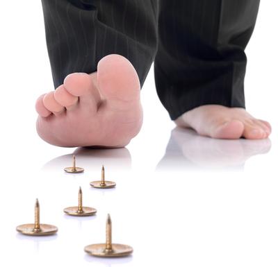 痛い 裏 寝起き の 足